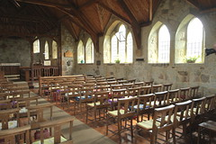 Thatched Church (yve1964) Tags: church religion altar aisle pew alter thatched freshwaterbay