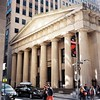 Back of Federal Hall