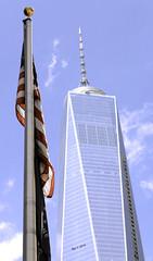 Freedom (BJo - o ) Tags: world new york usa newyork america unitedstatesofamerica worldtradecenter 911 ground center trade zero groundzero