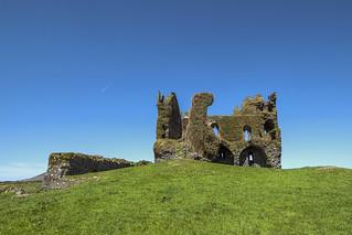 Ballycarbery Castle - Kerry - Ireland