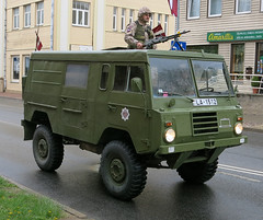 Latvian Army Volvo C303 (Observe The Banana) Tags: truck army volvo latvia 1197 c303