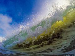 G0102711 (randyreyes__) Tags: beach water surf waves surfer tube barrel wave surfing liquid bodyboarding h20 bodyboard toob bodyboarder waveporn gopro blackedition goprohero3 goproblackedition gripstickpro gripshotpro