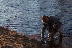 IMG_4487 (Byskan) Tags: river spring fishing fisherman sweden release may fisher catch flyfishing sverige cr maj vår fiske angler flyfisher fiskare catchandrelease catchrelease flugfiske byske byskeälven flugfiskare byskanse byskan återutsättning