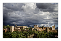 Alhambra (alamond) Tags: architecture canon naked spain islam royal palace alhambra granada 7d l usm andalusia moor fortress ef f4 1740 brane llens alamond zalar ononesoftware perfecteffects8 thealhambrasislamicpalaces