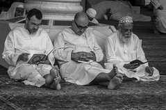 Between Reading and Sleeping (Prayudi Hartono) Tags: mosque saudiarabia masjid koran alquran nabawi