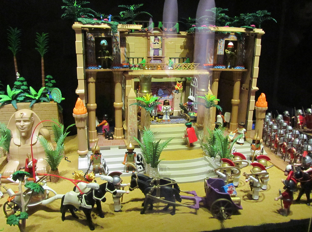 The world 39 s best photos of playmobil and roman flickr - Playmobil egyptien ...