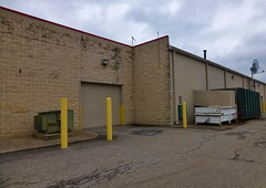 Back of Kmart (Nicholas Eckhart) Tags: ohio usa retail america us discount departmentstore oh closing stores kmart 2014 conneaut