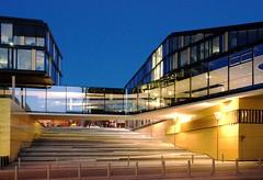 AachenMnchener Versicherungen (falkwerths) Tags: glass fenster aachen architektur glas fassade glasfassade generali mnchener versicherungen saintgobain