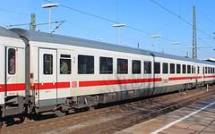 D-DB 61 80 21-90 739-8 Bvmsz 186.7 Magdeburg Hbf 25.02.2014 (IC 708 Ruegen) Tags: car train ic coach railway zug db ag bahn intercity deutsche ec eurocity fernverkehr reisezugwagen