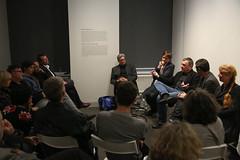 photoset: AICA Podiumsdiskussion: Bringschuld Kunstkritik? (Photoinstitut Bonartes, 15.5.2014)