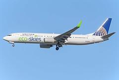 UNITED Boeing 737-924(ER) N75432 (Fasil Avgeek (Global Planespotter)) Tags: airport iad skies er air united jet boeing airways airlines eco 900 737 kiad 737924er n75432 ua1628
