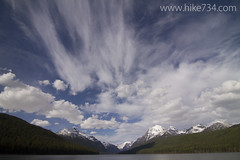 "Bowman Lake • <a style=""font-size:0.8em;"" href=""http://www.flickr.com/photos/63501323@N07/14243160122/"" target=""_blank"">View on Flickr</a>"