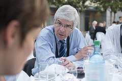 Paul Romer at the Gala Dinner