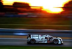 Porsche Sunset II (nic_r) Tags: sunset sun evening nikon racing porsche 20 hybrid webber endurance lemans bernhard hartley motorsport 24hours 919 2014 markwebber porschecurves 24heuresdumans lemans24hours 24hoursoflemans circuitdelasarthe timobernhard brendonhartley d5100 porsche919hybrid porsche919