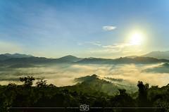 Good Morning (Vitt Salvador) Tags: morning travel mountains landscape landscapes nikon good adventure mountainrange