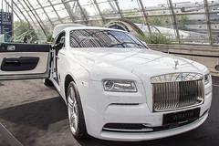 AMI Leipzig 2014 - Rolls-Royce Wraith (www.nbfotos.de) Tags: auto car rollsroyce leipzig ami messe wraith automobil automesse automobilmesse automobilinternational