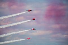 Weston Airshow 2014 (Harry_S) Tags: red ex nikon mare display aircraft air 14 sigma somerset super apo airshow tc arrows 28 f28 teleconverter weston dg 2014 d600 14x 120300 120300mm