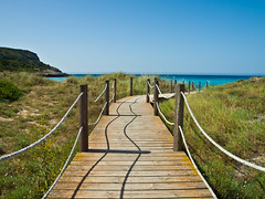 son bou05 (nevwalmsley) Tags: sea españa beach mar spain europa europe playa menorca baleares sonbou balearics