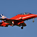 RAF Red Arrows Biggin Hill 2014 Red 5