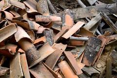 Tejas (vcastelo) Tags: espaa casa spain ruinas vera cceres losar tejas extremadura abandonado poblado