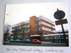 Annexe to Old Swan Technical College.  Liverpool, 1974. (Towner Images) Tags: copyright building college architecture liverpool 1974 design construction tech architect technical ohara sandown merseyside annexe towner oldswan broadgreen townerimages