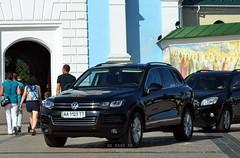 AA1123TT (Vetal_888) Tags: volkswagen ukraine kyiv aa touareg licenseplates україна київ aatt номернізнаки aa1123tt