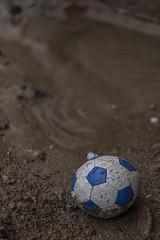 football word cup 2014 (sami kuosmanen) Tags: cup broken rain suomi finland word football sade rikki 2014 kouvola jalkapallo kuusankoski voikkaa tumma