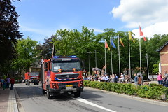 150j Brandweer Kalmthout-064 (Black-rover) Tags: optocht brandweer kalmthout 150j