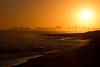 Punta del Este - Maldonado - Uruguay (L MUN) Tags: ocean sunset beach uruguay atardecer surf surfing oceano puntadeleste bikinibeach