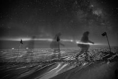 Self Portrait (pcullis) Tags: winter night antarctica southpole