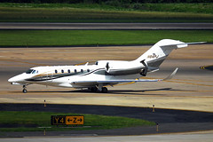 N84PJ Cessna 750 Citation X  Wash Dulles (Jetstar31) Tags: dulles x wash cessna citation 750 n84pj