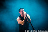 Nine Inch Nails @ DTE Energy Music Theatre, Clarkston, MI - 07-26-14