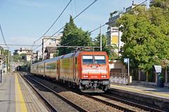 Arenaways E483 018 (Maurizio Boi) Tags: railroad italy train rail railway locomotive teno ferrovia locomotiva e483 arenaways