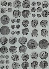 """Image from page 138 of """"Archaiologik ephmeris : ekdidomen hypo ts en Athnais Archaiologiks Hetairias"""" (1862)"""