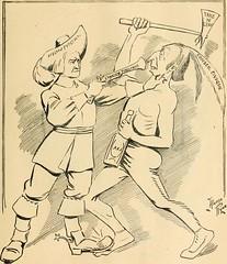 "Image from page 58 of ""Caricature politique au Canada = Free lance political caricature in Canada"" (1904)"
