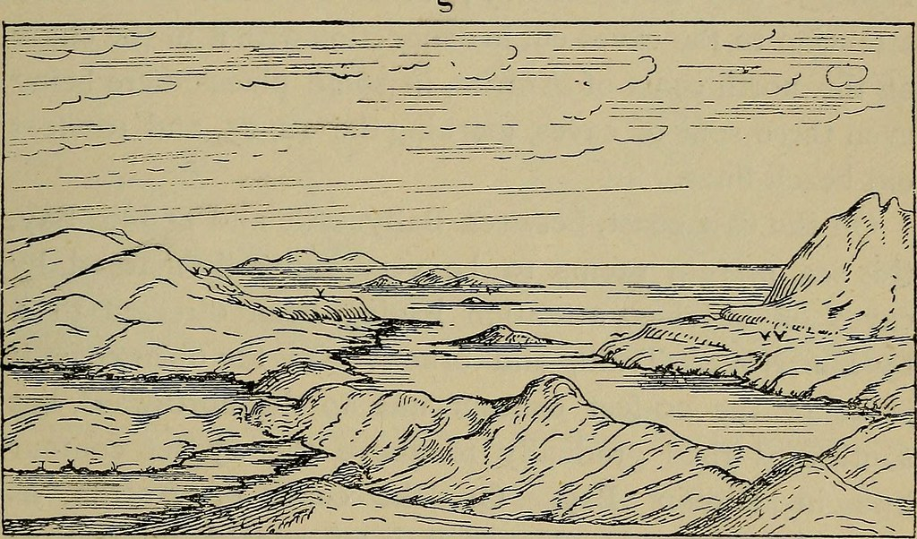 "Image from page 290 of ""Manual of the geology of Ireland"" (1878)"