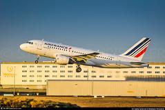 [CDG.2011] #Air.France #AF #Airbus #A319LR #F-GRXG #Dedicate #awp (CHR / AeroWorldpictures Team) Tags: air airbus cdg paris a319115lr france dedicate takeoff planes aircrafts spotting tutsa aircôtedivoire hf vre airfrance af afr a319 lr sunset take off cfmi fgrxg davym hamburg ilfc planespotting lfpg nikon d300s nikkor 70300vr lightroom 5 aeroworldpictures awp 2011 hotel sheraton