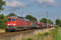 P1690389 (Lumixfan68) Tags: eisenbahn db bahn deutsche 232 ludmilla züge schenker loks baureihe güterzüge sechsachser marschbahnumleiter