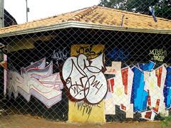 Graff Without Borders! (Drax WD) Tags: graffiti paraguay wd drax dx pfb draks