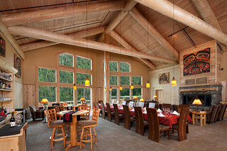 Alaska Salmon Fishing Lodge - Luxury 5