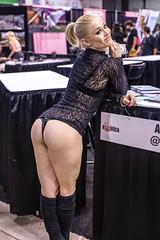 Exxxotica 2014 (djqphotography) Tags: center veronica porn convention belle xxx lexi rodriguez pornstars exxxotica