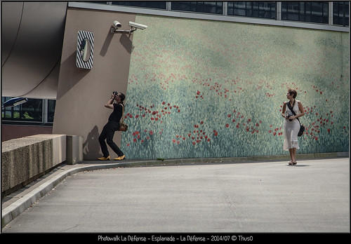 Photowalk La Défense