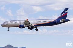 VP-BOE (Escursso) Tags: barcelona plane airplane airport wings spain bcn airbus catalunya aeroport aeropuerto avion plataforma aeroflot avio r25 a321 a321211 lebl elpratdelllobregat vpboe