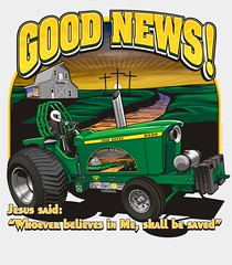 "Good News Pulling - Hurlock, MD • <a style=""font-size:0.8em;"" href=""http://www.flickr.com/photos/39998102@N07/14823116443/"" target=""_blank"">View on Flickr</a>"