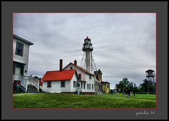 Whitefish Point Lighthouse (the Gallopping Geezer '4.8' million + views....) Tags: lighthouse light warning caution boating boat ship historic old whitefishpoint mi michigan upperpeninsula up roadtrip park display water lake lakesuperior greatlake greatlakes canon 5d3 tamron 28300 geezer 2016