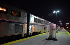 St. Louis nights (South Shore Fan) Tags: stlouis amtrak superliner texaseagle