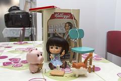 Mika (Sweet Memories58) Tags: muichan doll muñecasdecolección juguetes galletas desayuno travesura toystory sweetmemories58