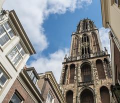 Domtoren, Utrecht (Gerrit Veldman) Tags: utrecht nederland netherlands domtoren dom domtower tower toren kerktoren stadsgezicht cityview olympus epl7