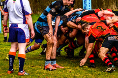 Witney 3's vs Swindon College-1162