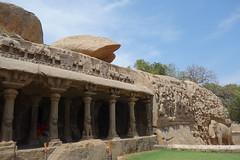 Mahabalipuram, Tamil Nadu, India (Celeste33) Tags: mahabalipuram tamilnadu india sculpture pallavadynasty archaeology southindia mandapam